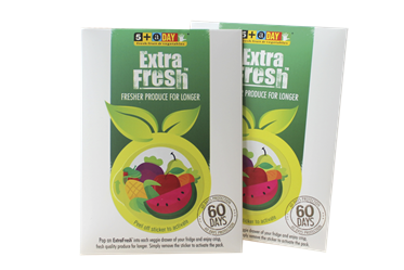 ExtraFresh Sachets