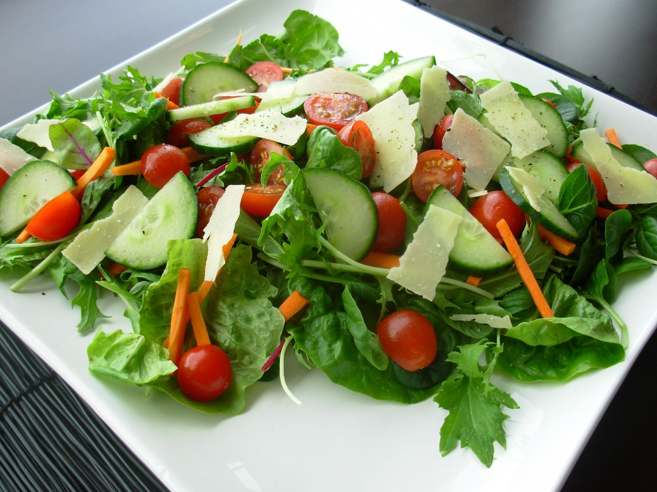 Rocket lettuce salad recipes