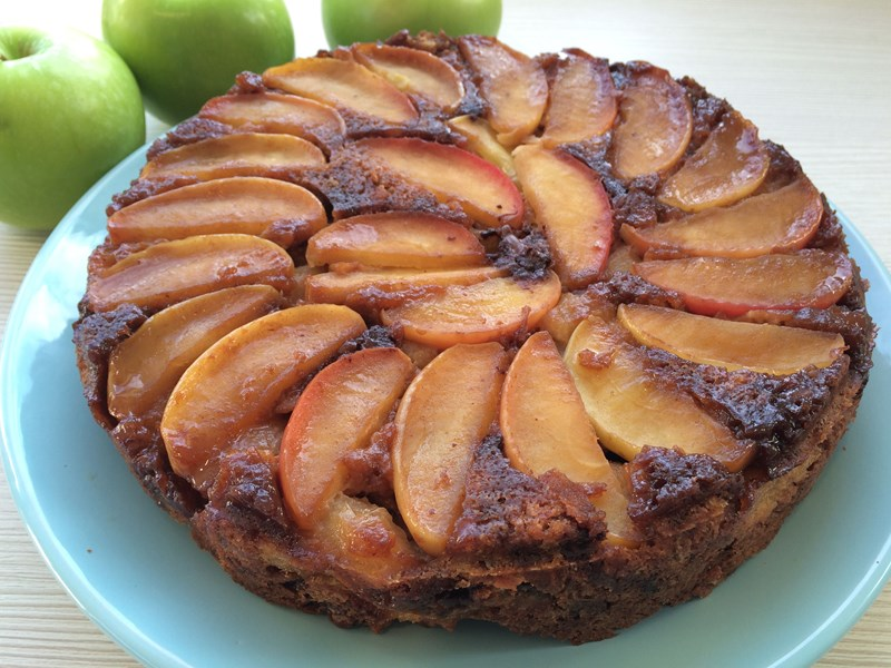 apple upside down cake apple cinnamon cake 1351
