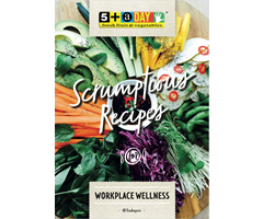 5+ A Day Workplace Wellness Recipe Booklet