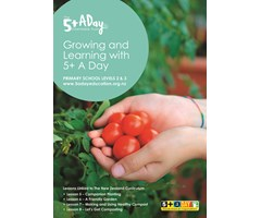 Book 2: Growing and Learning with 5+ A Day, Levels 2 & 3
