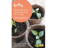 Book 3: Growing and Learning with 5+ A Day, Levels 2 & 3