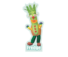 Fredge Bookmark