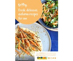 Fresh, delicious 5+ A Day recipes for one - Autumn